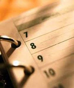 Calendari d'Events