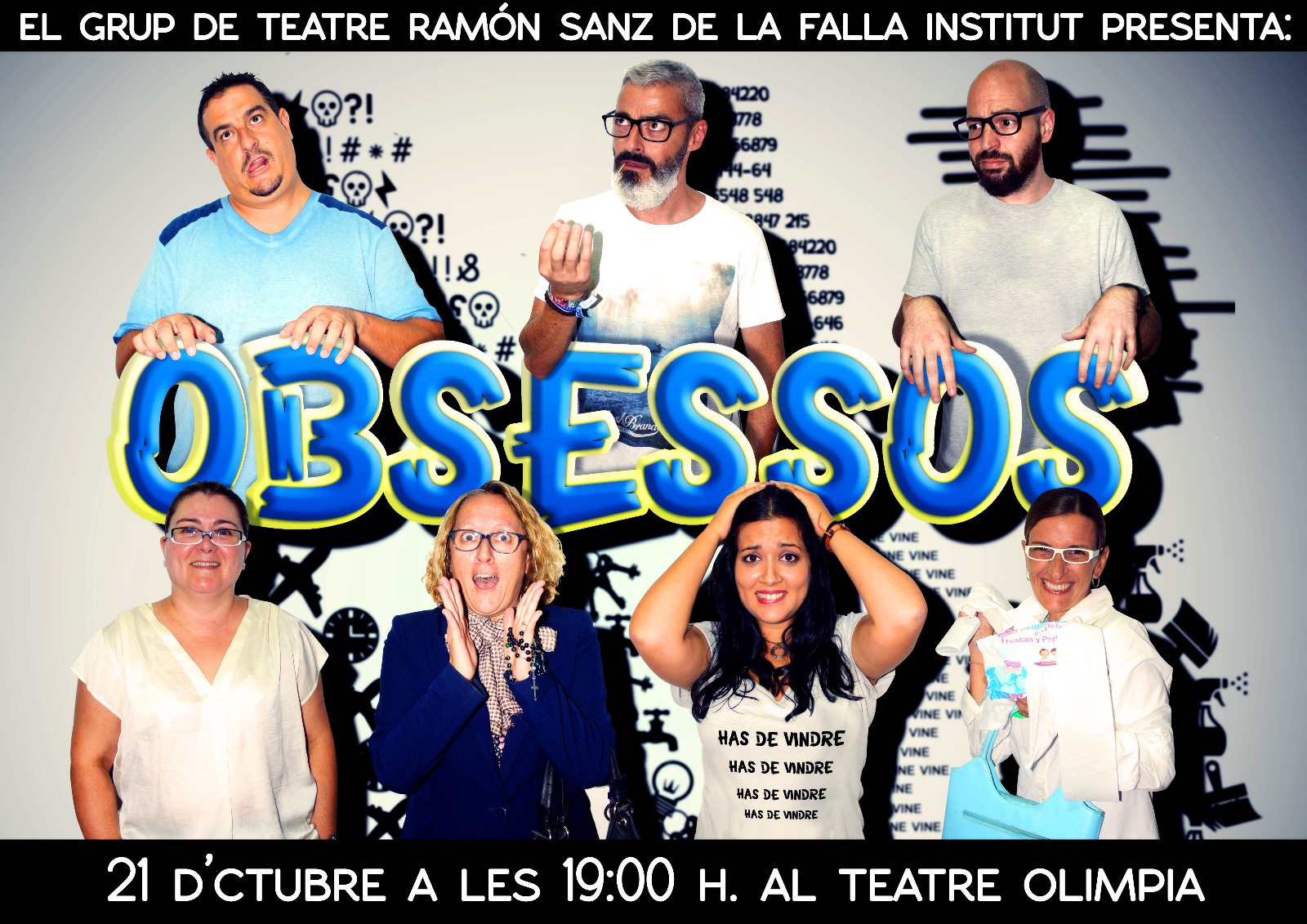 Teatre Obsessos