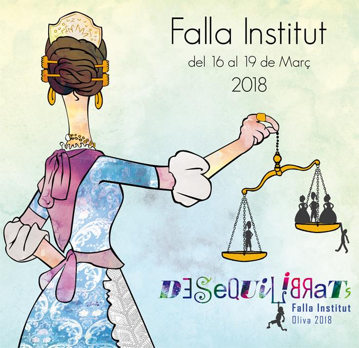 Cartell de Falles F.Institut